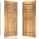 Special Applied  Door Molding Configuration