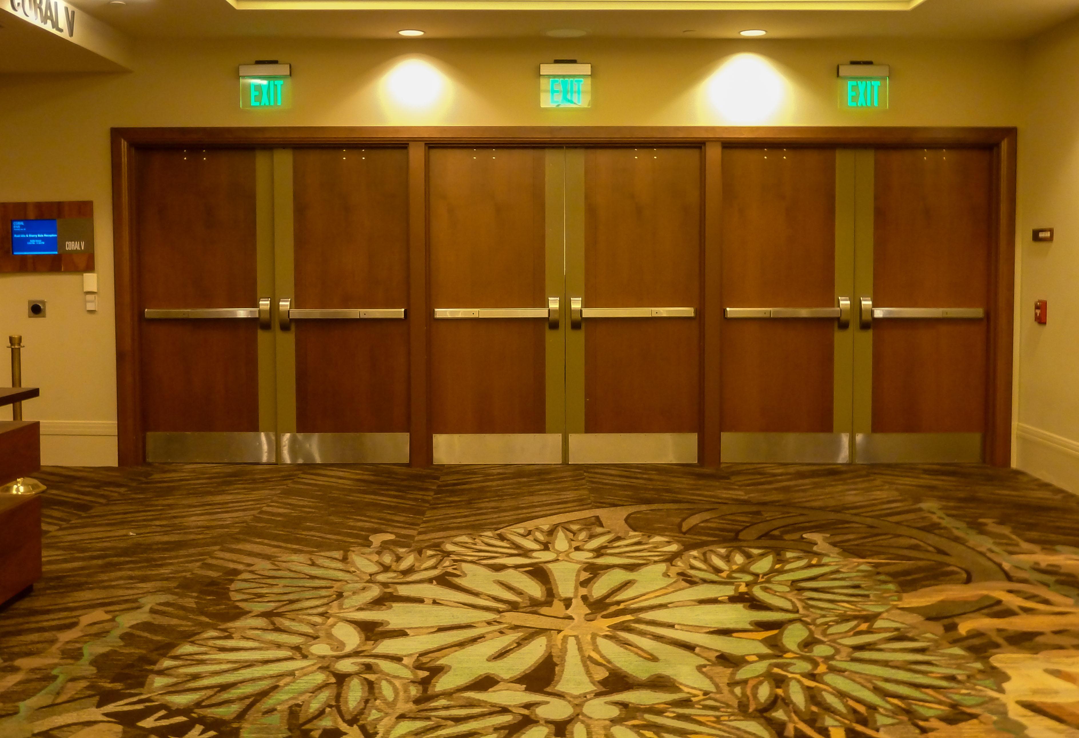 Coral Ballroom Doors Vancouver Door Manufacturer Of