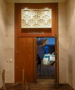 Image of Coralball room Door Coral IV