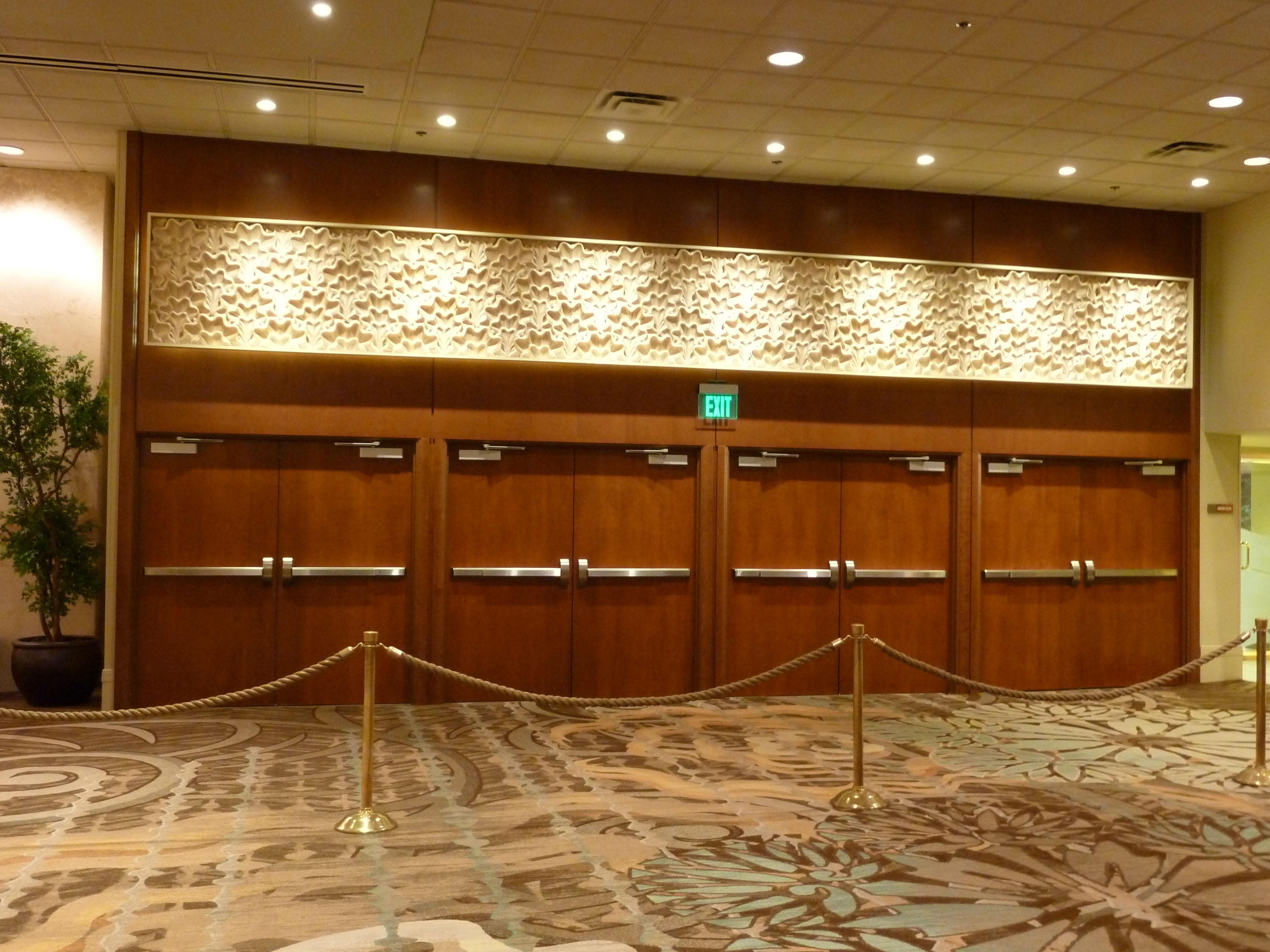 Coral Ballroom Doors & Coral Ballroom Doors | Vancouver Door | Manufacturer of ...